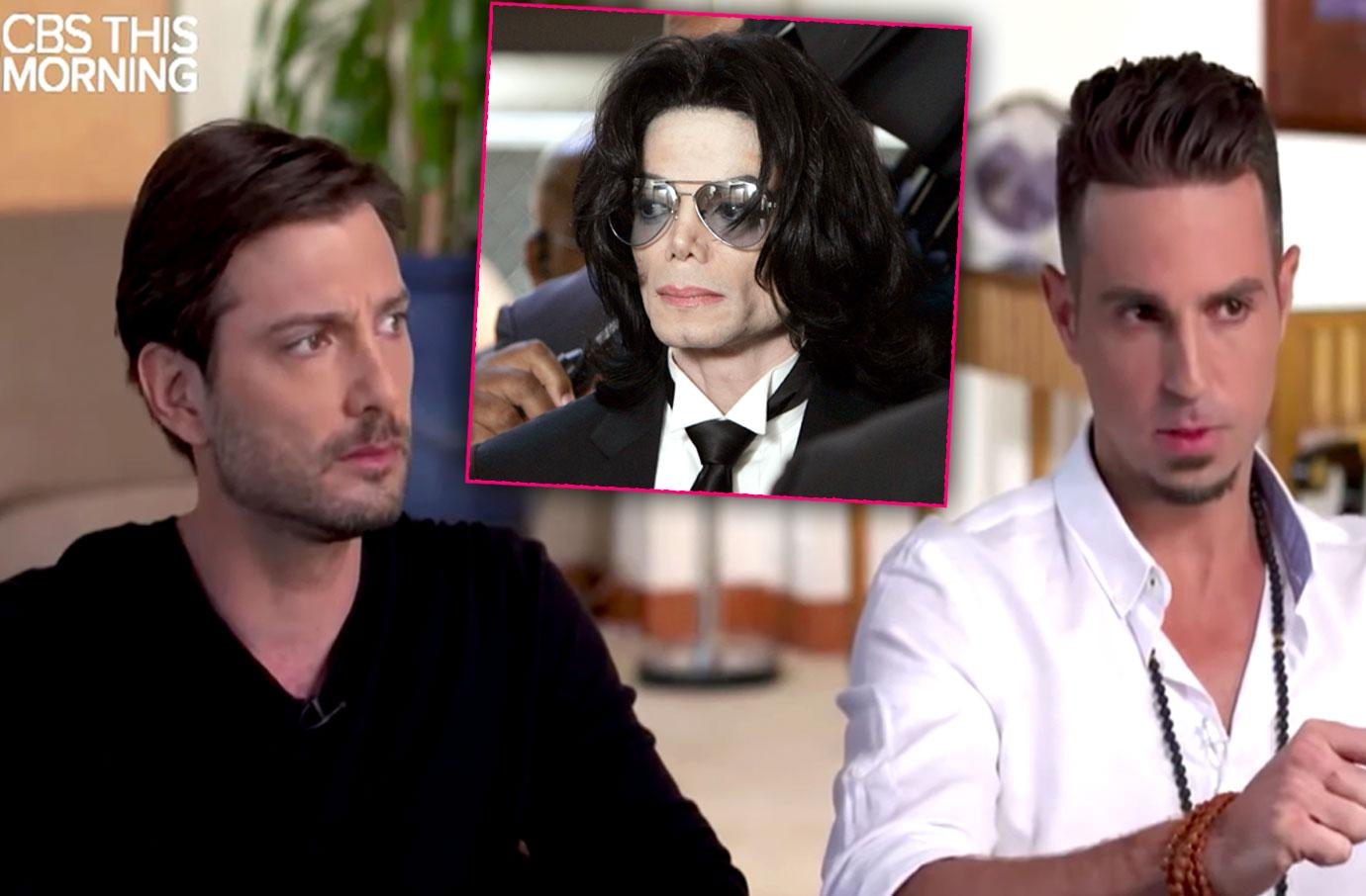 Michael Jackson Accusers Detail Sexual Abuse First TV Interview