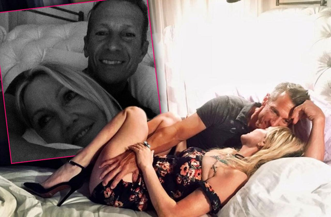 Heather Locklear Fiancé Chris Heisser Valentine's Day Getaway