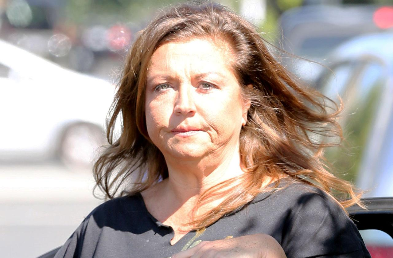 //abby lee miller family history cancer health problems tell all PP