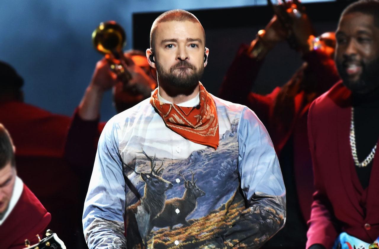 //Justin Timberlake Devastated Super Bowl Backlash pp