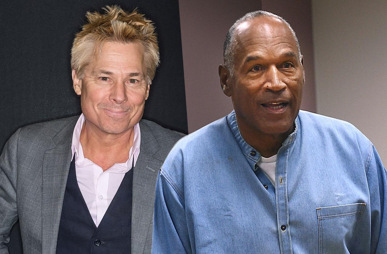 Kato Kaelin – O.J.'s Former Houseguest In High Demand After Simpson's Parole
