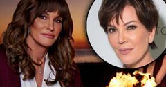 Cailtyn Jenner Kris Jenner Sabotage Show I Am Cait Ratings Crash Low