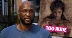 Lamar Odon Inset Kim Kardashiam Sex Tape