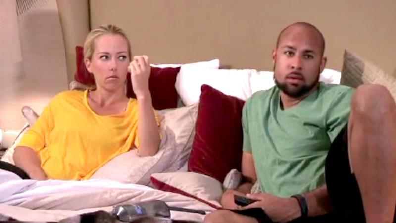 Kendra Wilkinson Hank Baskett Cheating Fight
