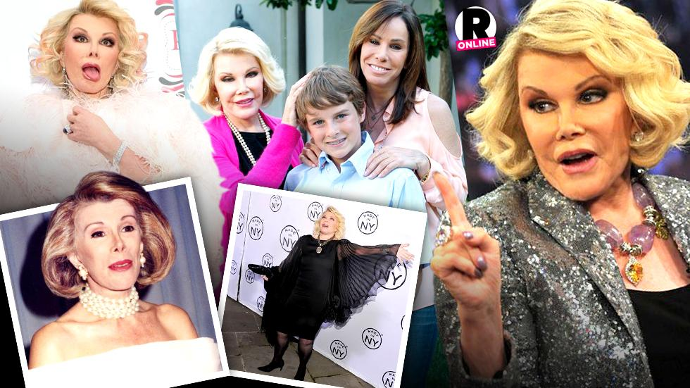 Joan Rivers Secrets Exposed After Death