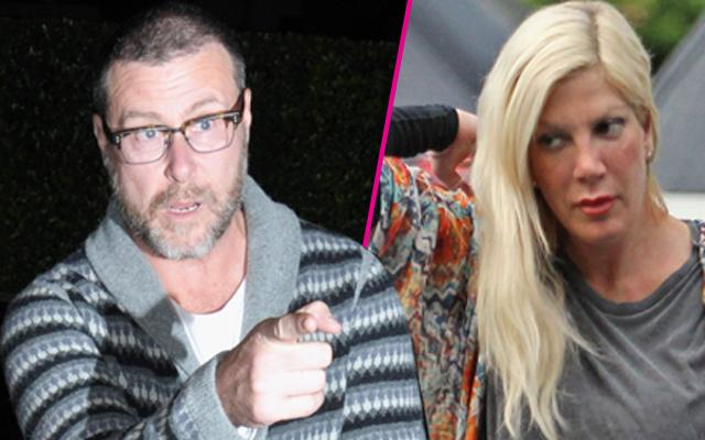 Tori Spelling Lifetime Movie Husband Dean McDermott Sell Possessions
