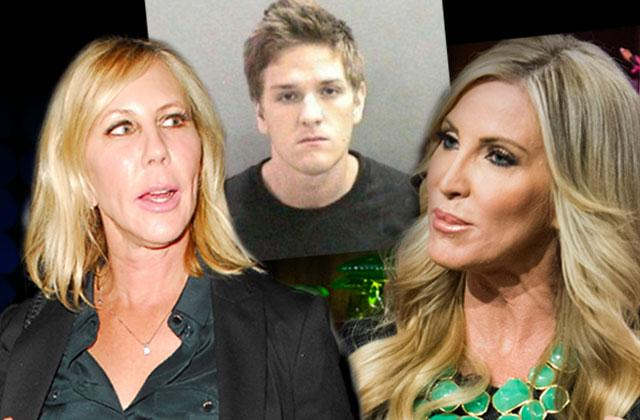 //Vicki Gunvalson Statement Lauri Peterson Son Josh Waring Attempted Murder pp