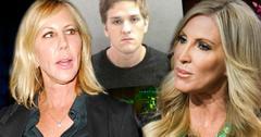 //Vicki Gunvalson Statement Lauri Peterson Son Josh Waring Attempted Murder pp