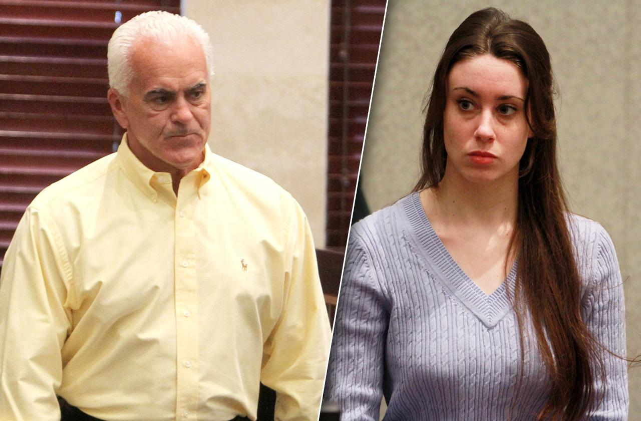 Casey Anthony's Dad Hopes Daughter 'Does Better' If She Decides To Have Another Child