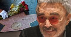 Celebrities Tributes Burt Reynolds Death