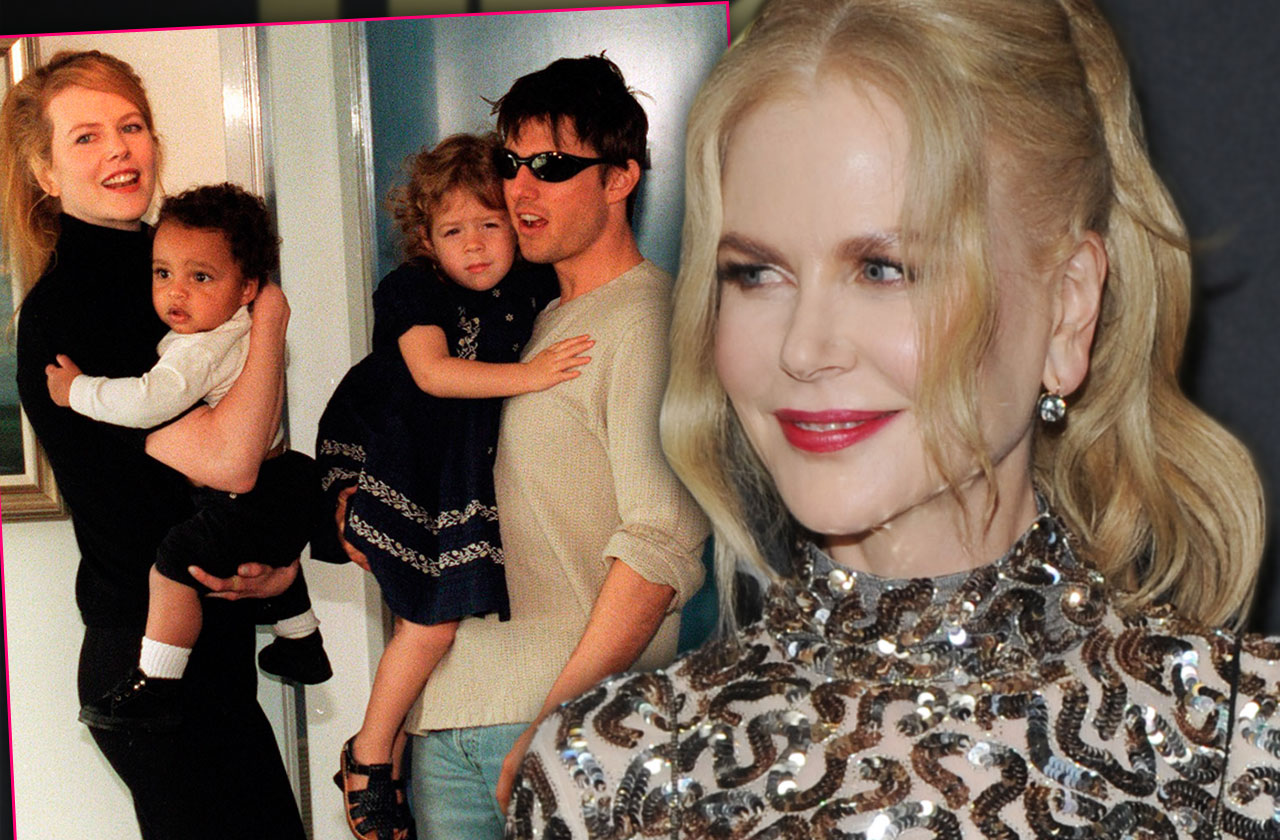 Nicole Kidman Ready To Reconcile With Kids She Lost After Tom Cruise Divorce