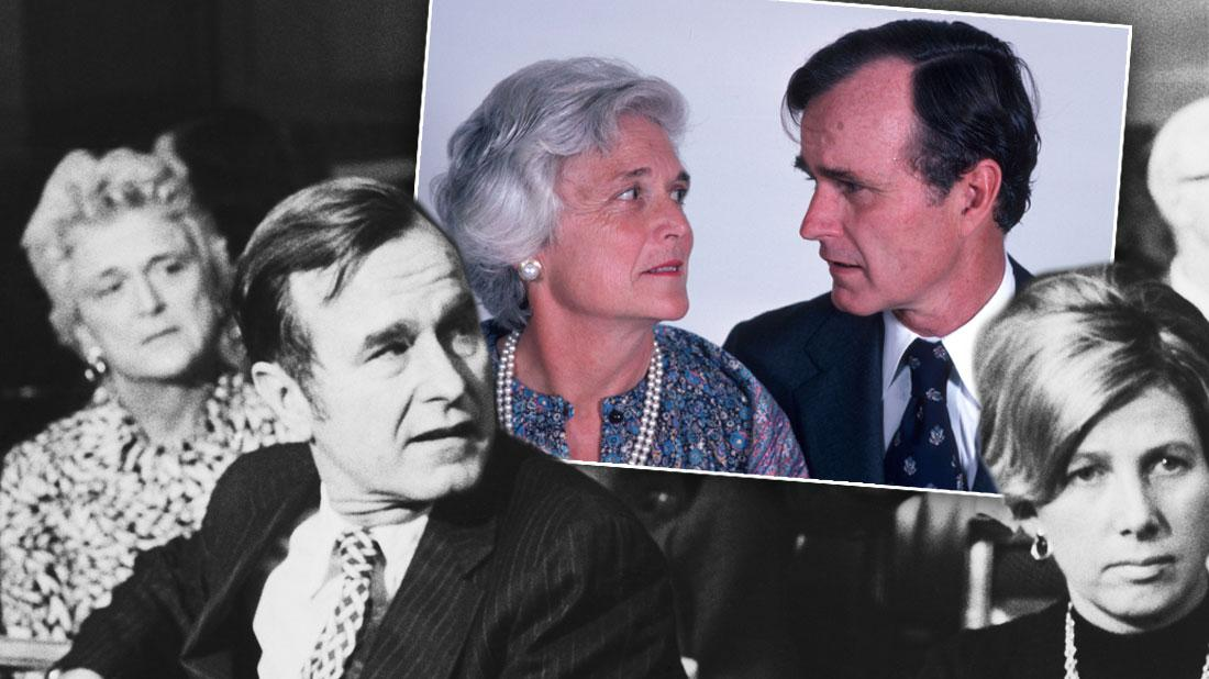 Barbara Bush Had Suicidal Thoughts After George's Affair