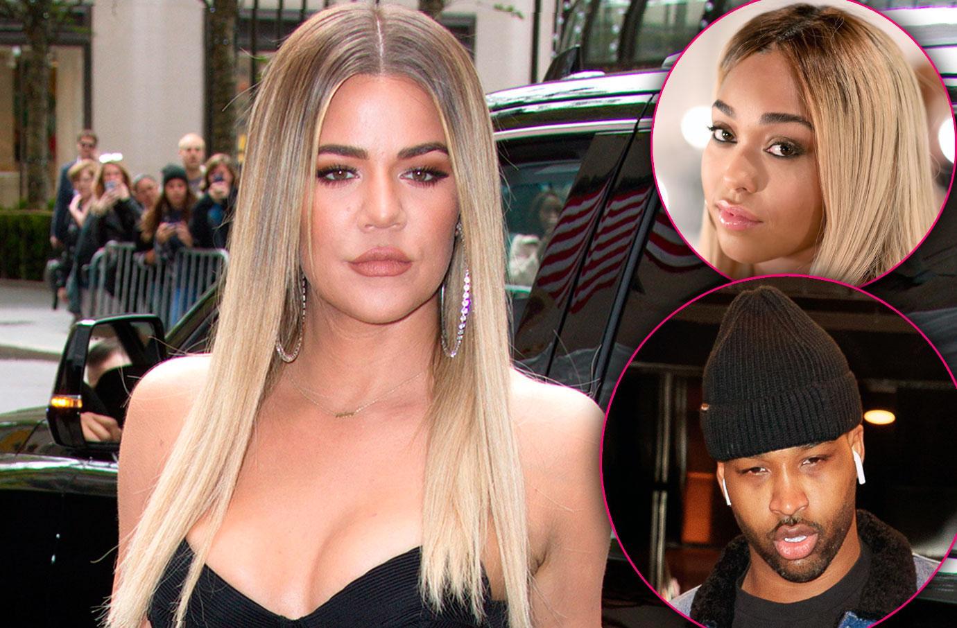 Khloe Kardashian Posts About Cheating Jordyn Woods Interview