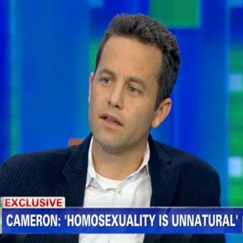 //kirk cameron piers morgan interview