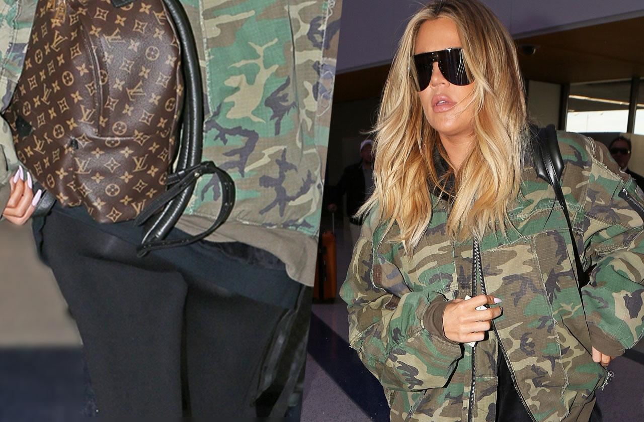 khloe kardashian butt deformed pregnancy problems