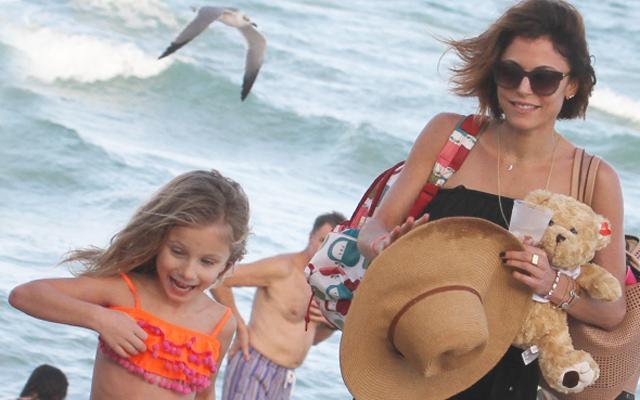 Bethenny Frankel Custody War Bryn Bikini Miami