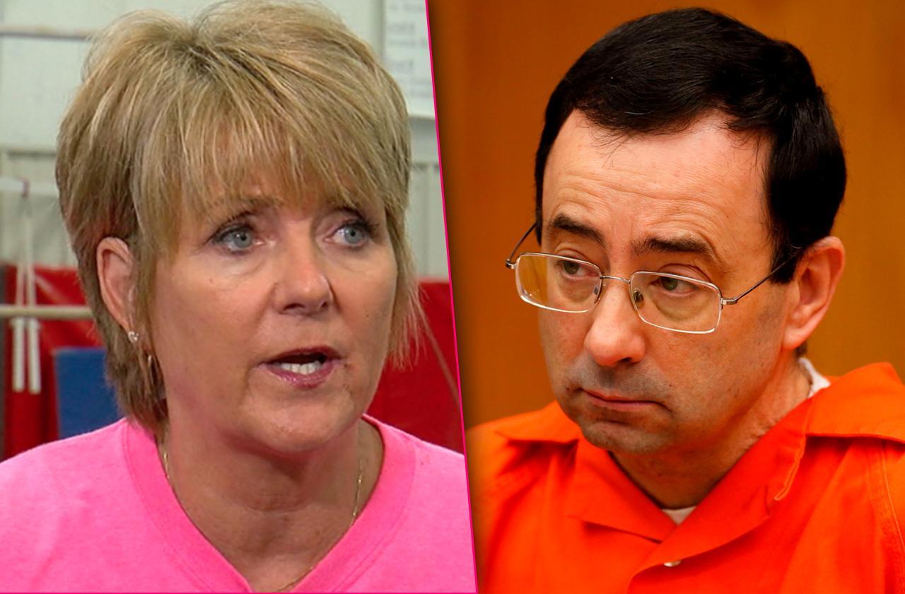 USA Gymnastics Coach Mary Lee Tracy Refuses To Resign Larry Nassar