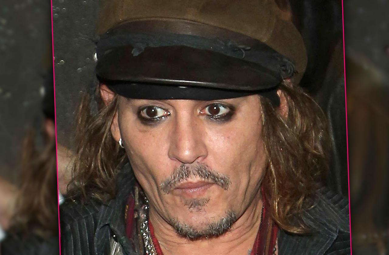 Broke Johnny Depp Writing Explosive Tell-All In Attempt At Cash Grab