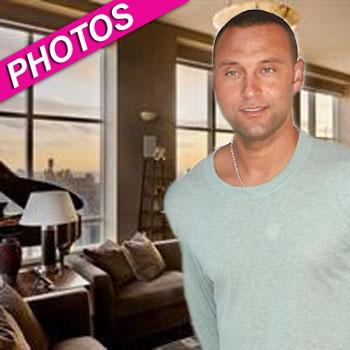 //derek jeter new york bachelor pad