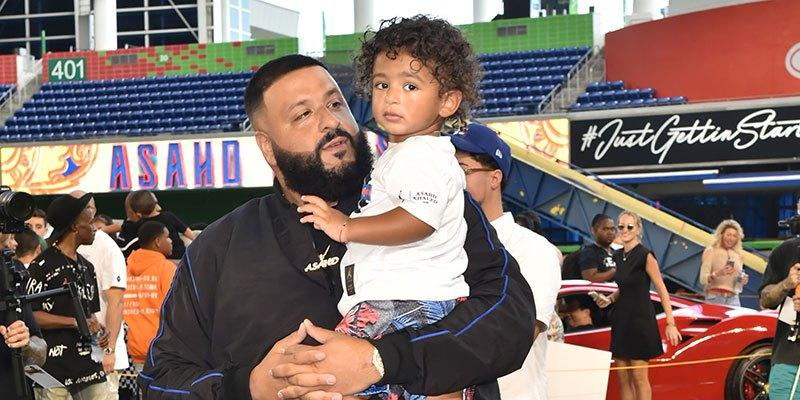 //dj khaled son asahd nd birthday party pp