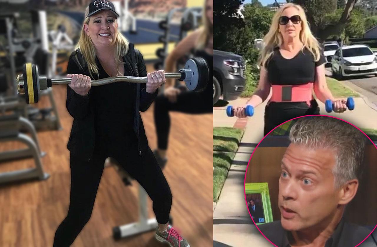 Shannon Beador Weight Loss Sheds Pounds Workouts