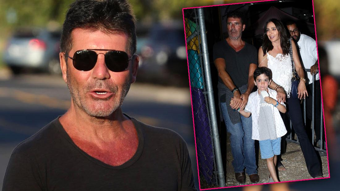 Simon Cowell Attends Cookoff Amid Plastic Surgery Talk