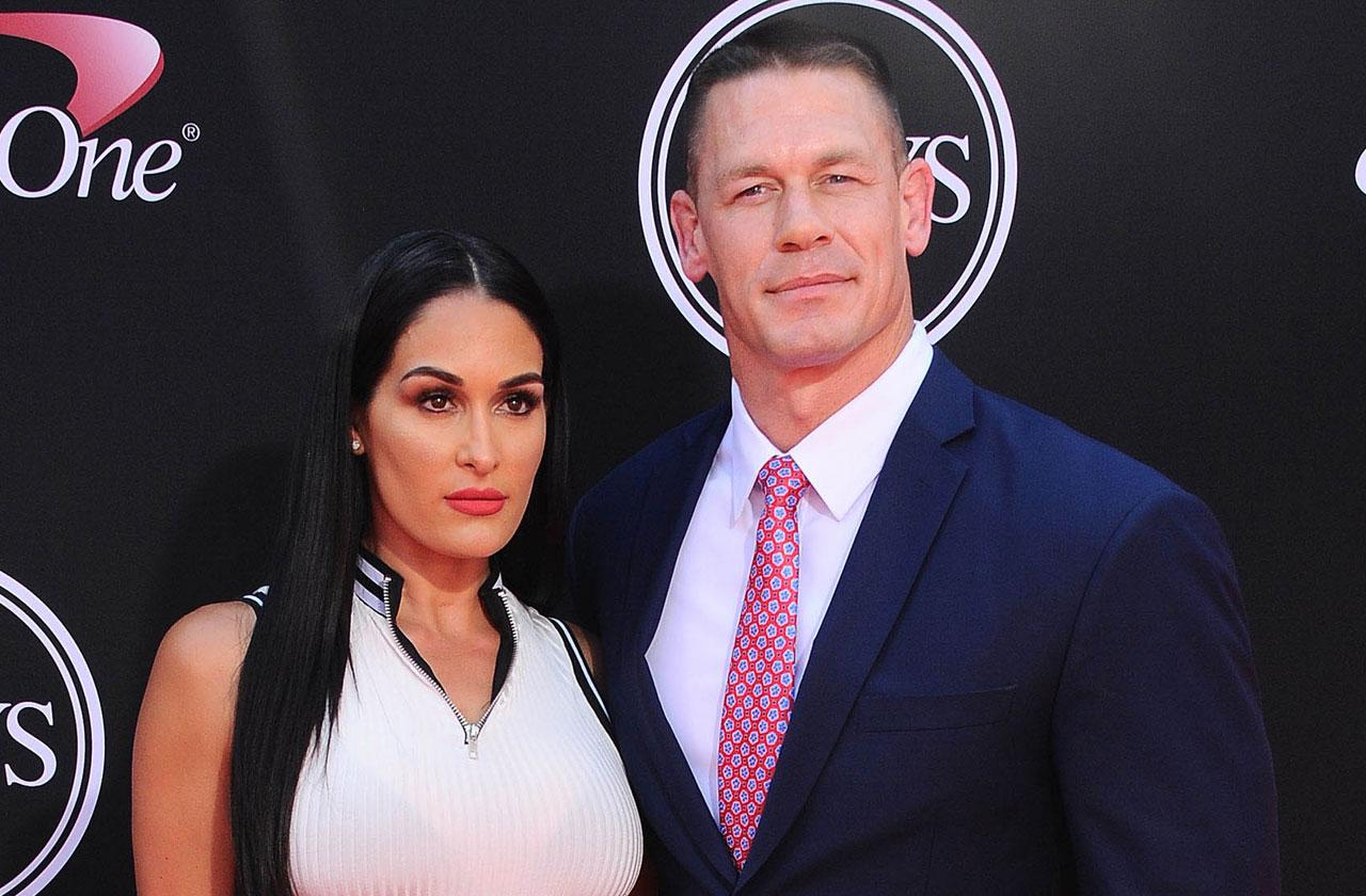 Moment Nikki Bella Realized Couldnt Marry John Cena