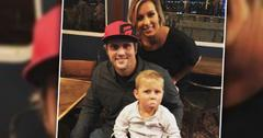 //ryan edwards wife mackenzie allowing son teen mom despite baby daddy wishes custody drama pp