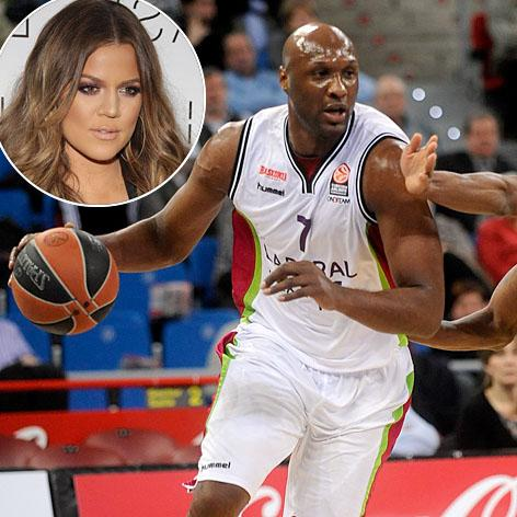 //lamar odom quits spanish basketball team
