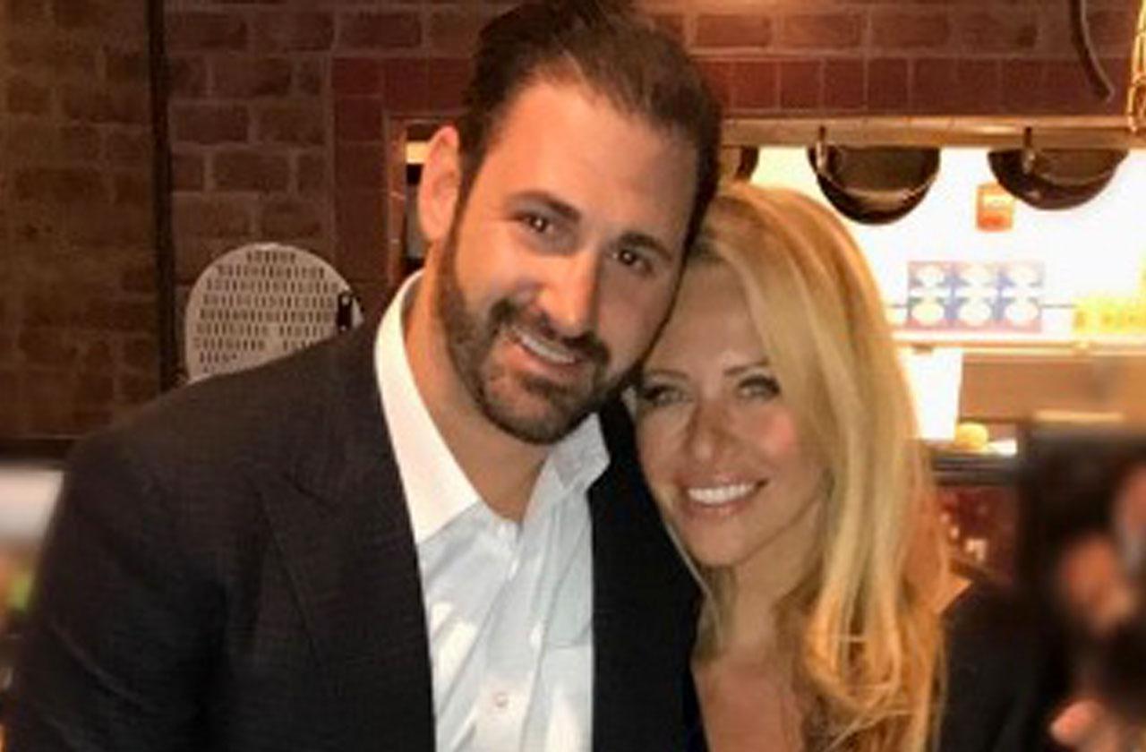 Dina Manzo RHONJ Robbery Boyfriend Arrest Suspect
