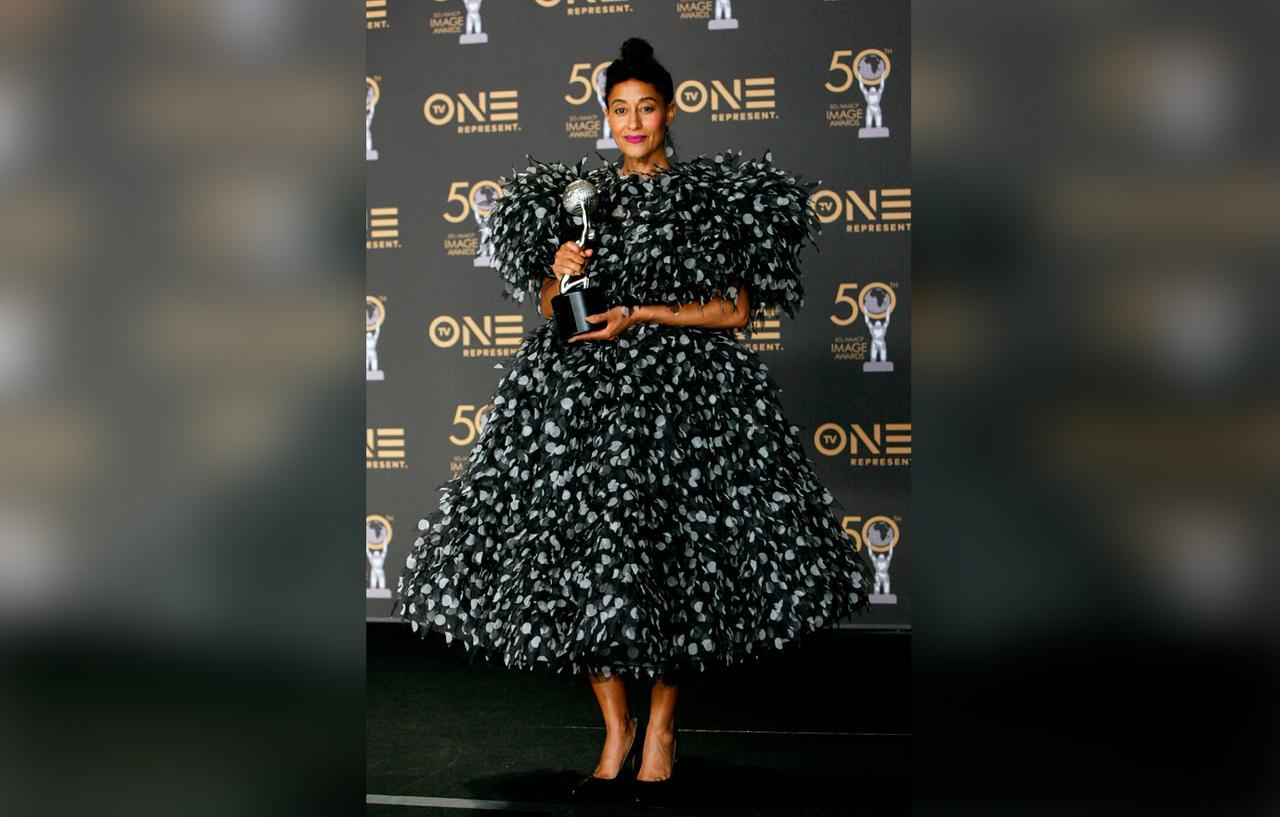 Cynthia Erivo In Mario Dice - 2019 NAACP Image Awards