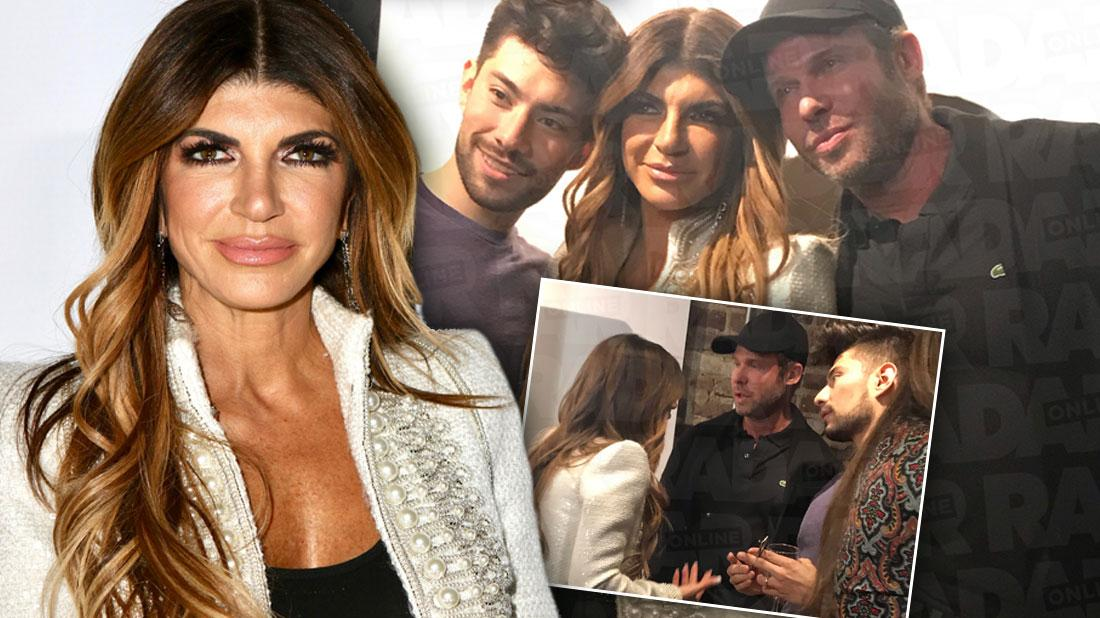 Teresa Giudice Parties, Talks To Other Men After Joe's Deportation Appeal Is Denied