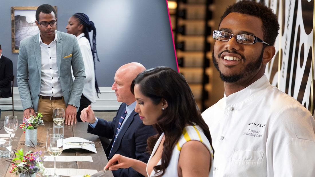 'Top Chef' Star Kwame Onwuachi Reveals Show Secrets In Shocking Tell-All