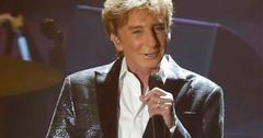 Barry Manilow Hospitalized Bronchial Infection