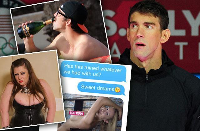 //michael phelps us flag bearer rio olympics scandals transgender affair alcohol dui marijuana