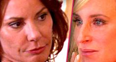 //luann de lesseps sonja morgan not supporting clothing launch hurt did nothing for me rhony sq