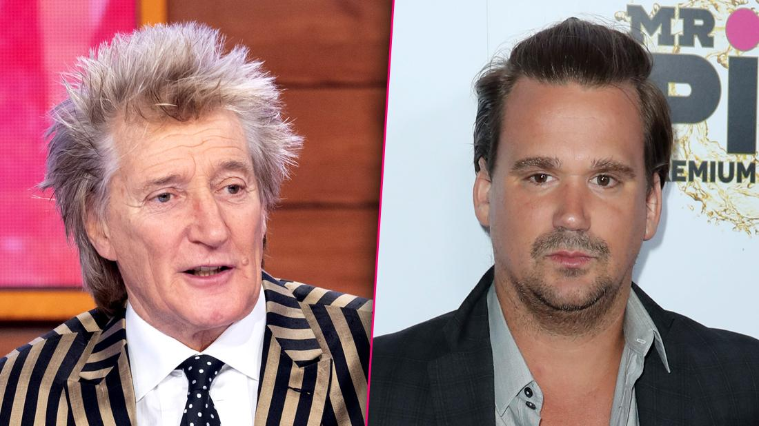 Rod Stewart & Son Sean Plead Not Guilty To Security Guard Assault