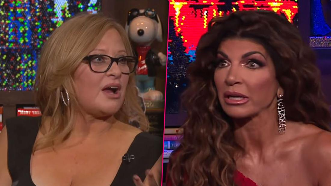 Caroline Manzo Slams Teresa Giudice Crooked Life Comment Interview