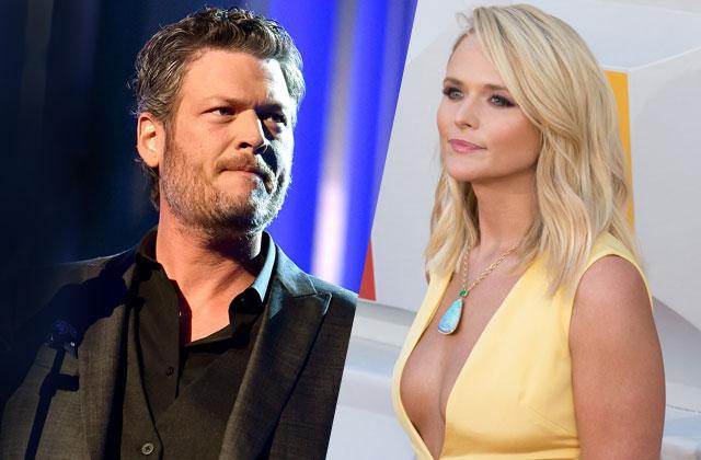 Miranda Lambert Blake Shelton Divorce Avoid ACM Awards