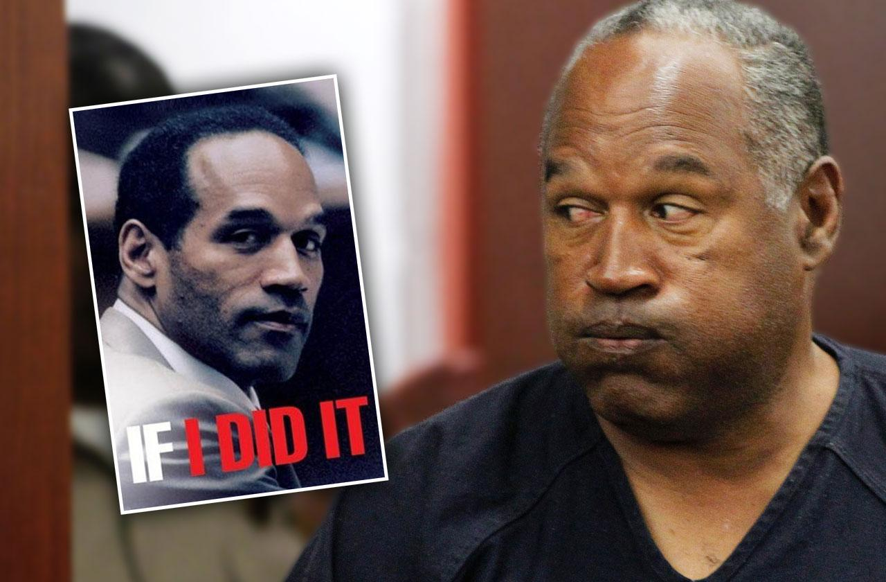 oj simpson original book auctioned after parole hearing