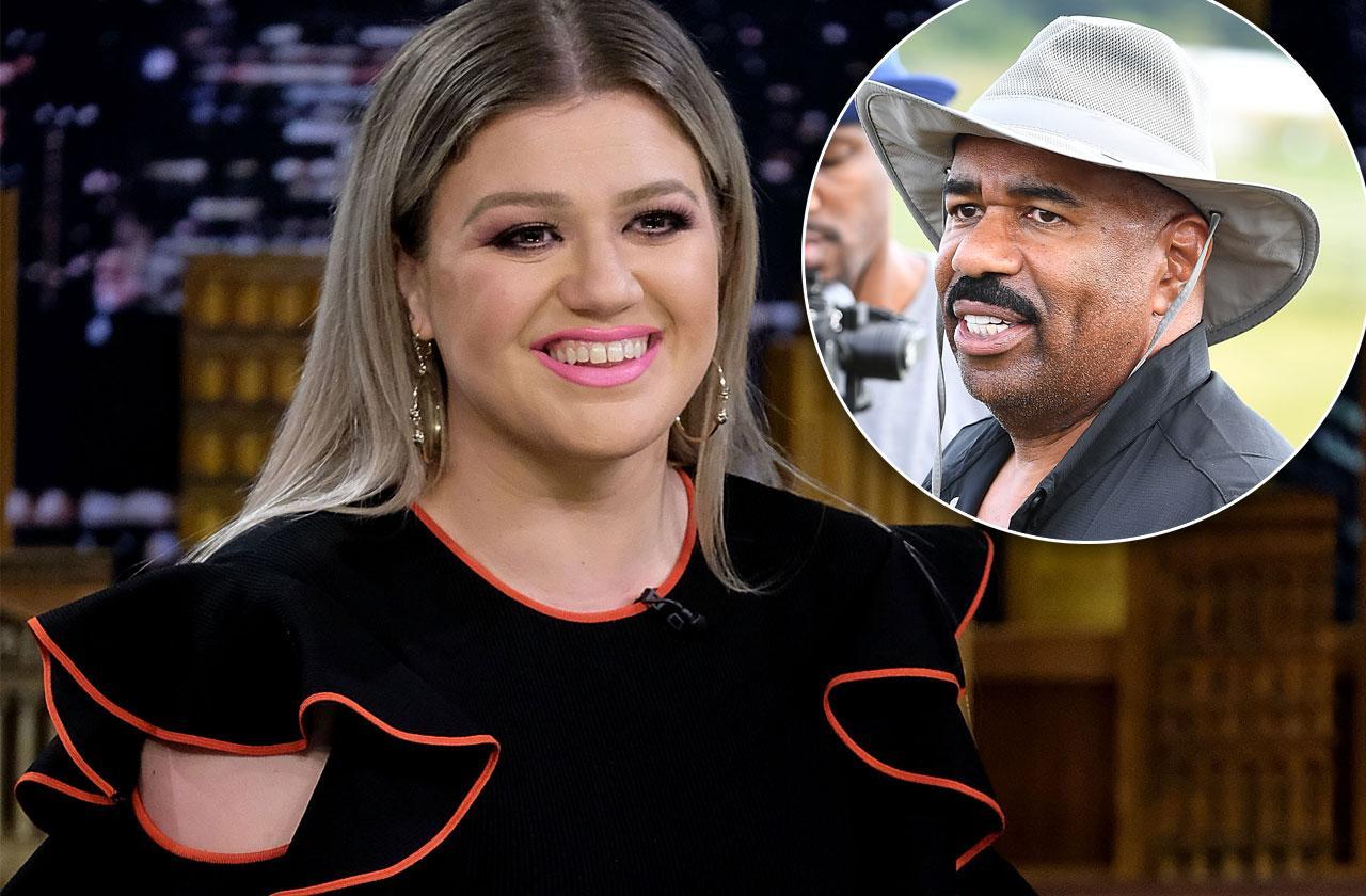 Kelly Clarkson Talk Show To Replace Steve Harvey