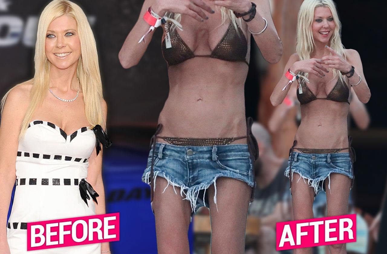 Tara Reid Weight Loss 85 Pounds