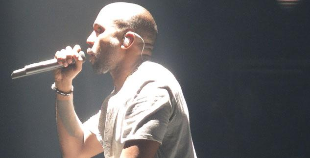 Kanye West Promises To Keep His mouth Shut