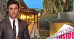 //zac efron buys house  x