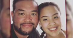 Jon Gosselin Posts Photo With Daughter Hannah Amid Kate Custody War