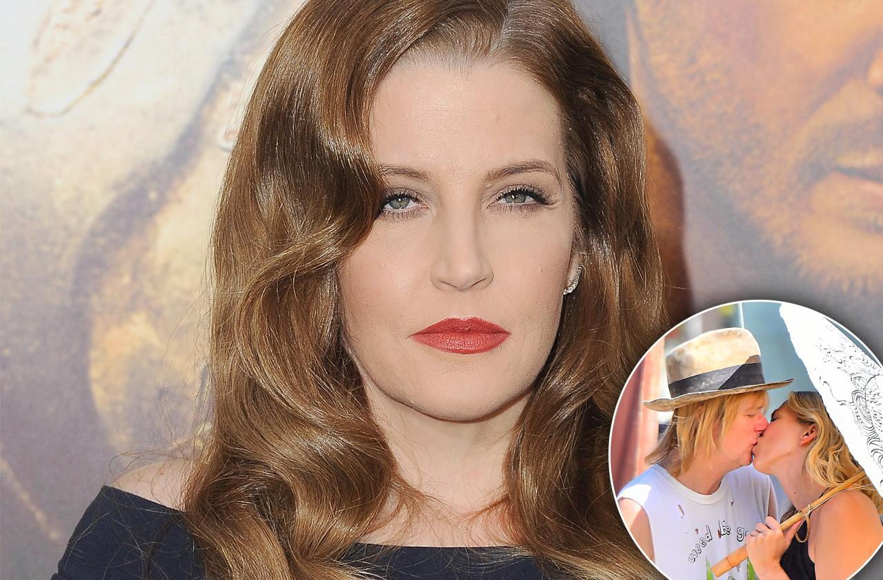 Lisa Marie Presley Ex Michael Lockwood Engaged