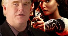 //philip seymour hoffman hunger games on hold jennifer lawrence sq