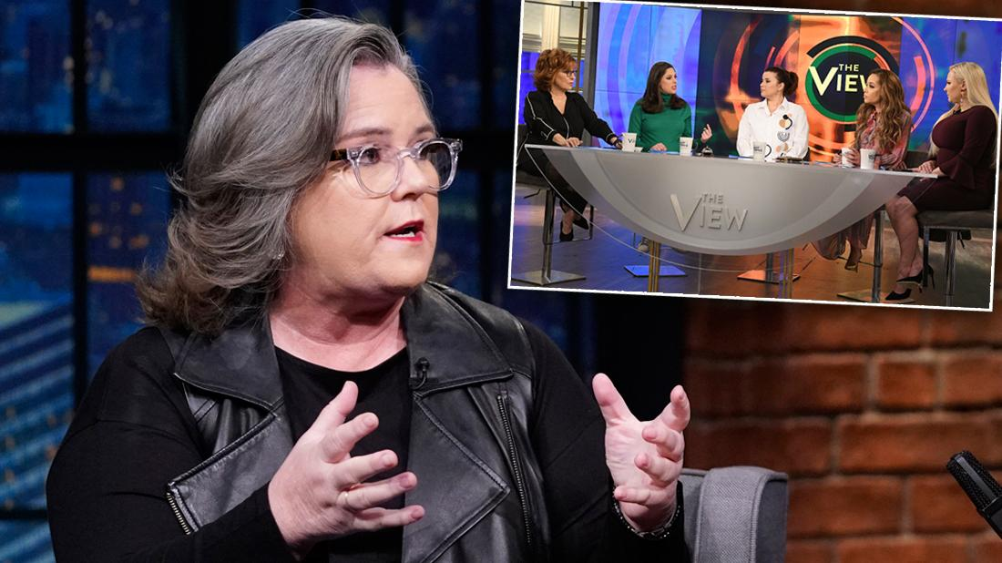 Ageism Jokes & Firing Threats: Rosie's Reign Of Terror On 'The View' Exposed