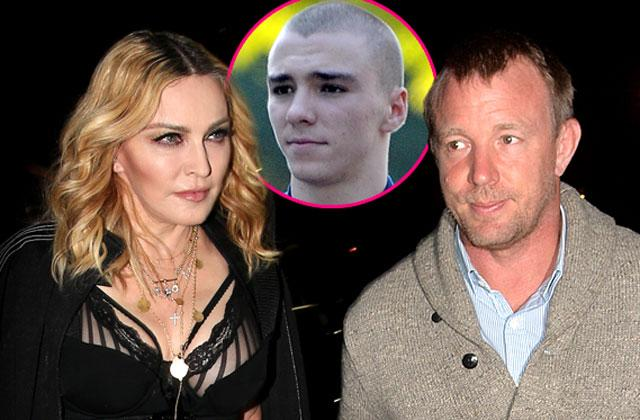//madonna guy ritchie feuding rocco custody agreement pp