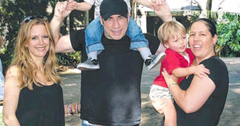 //john travolta kelly preston son zoo